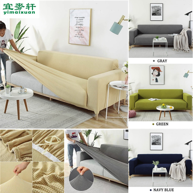 Sofas Covers Universal  Orange Living Room  Sofa Covers  Couch Covers  Cover For Sofa 3  Sectional Couch Covers  Korean Style
