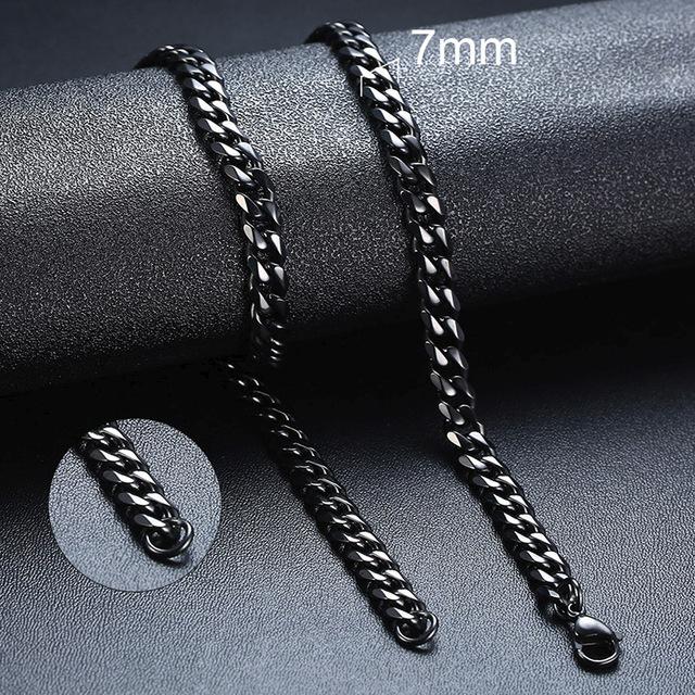 black 7mm