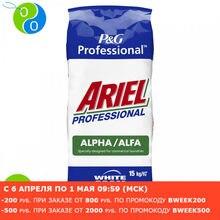 Ariel Альпийская Свежесть Стиральный Порошок 15 КГ, 100 Стирок