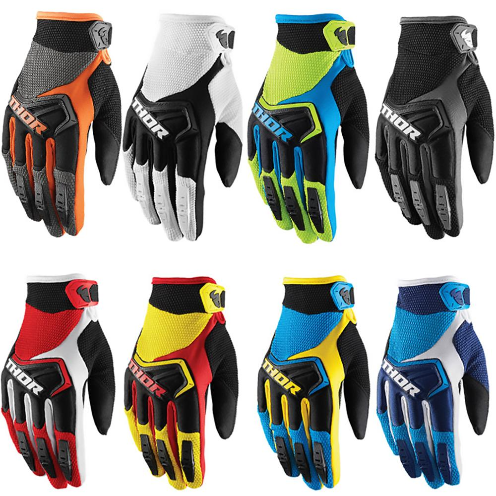 1 Pair Motorcycle Gloves Outdoor Sports Glove Motocross Protective Gloves Full Finger Knight Riding Motorbike
