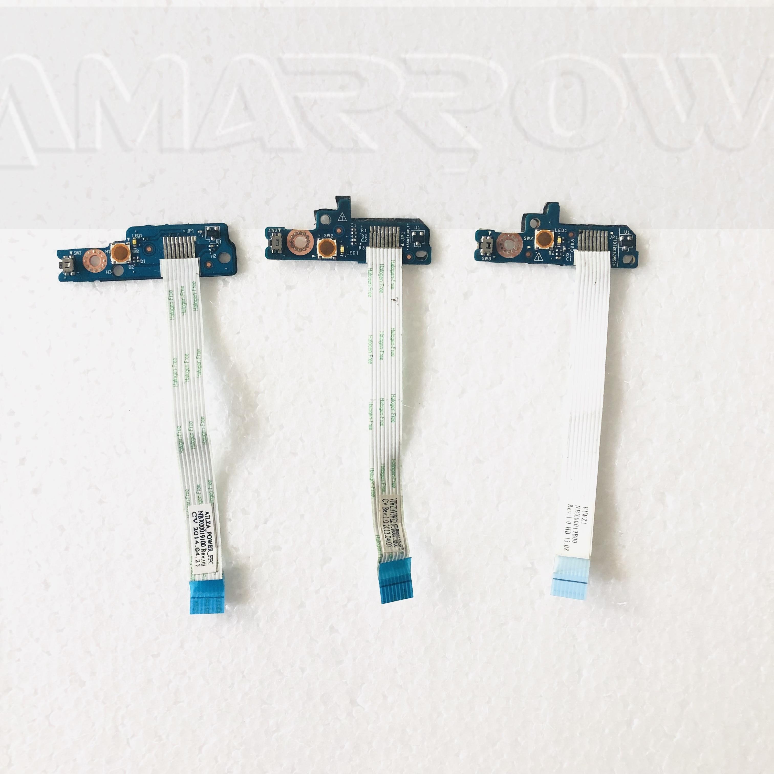 Original Free Shipping For Lenovo Z400 P400 Z500 P500 LS-9061P Z410 Z510 NS-A181 Power Button Board Switch Board