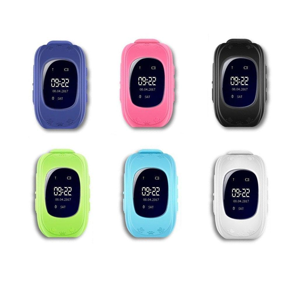 Q50 GPS Kids Watches Baby Smart Watch For Children SOS Call Location Finder Locator Tracker Anti Lost Monitor