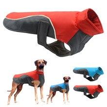 Köpek giysileri küçük orta büyük köpekler için köpek Pet kış ceket su geçirmez köpek ceket giyim ceket fransız Bulldog evcil hayvan ürünleri