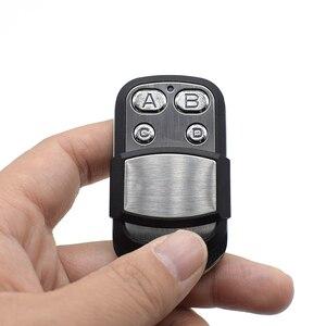Image 4 - TX3 TX4 GTX4 telecomando cancello telecomando porta Garage telecomando 433MHz