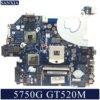 KEFU – carte mère originale GT520M pour ordinateur portable, pour Acer 5750G 5755G