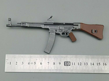 16 см пистолет оружие Модель коллекции 1/6 весы MP44 Пластик пулемет модели солдат фигурка с оружием игрушки
