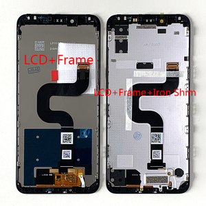 "Image 1 - Original M&Sen 5.99"" For Xiaomi Mi A2 MIA2 LCD Screen Display Touch Panel Digitizer With Frame For Mi 6X MI6X M6X Display+Tools"