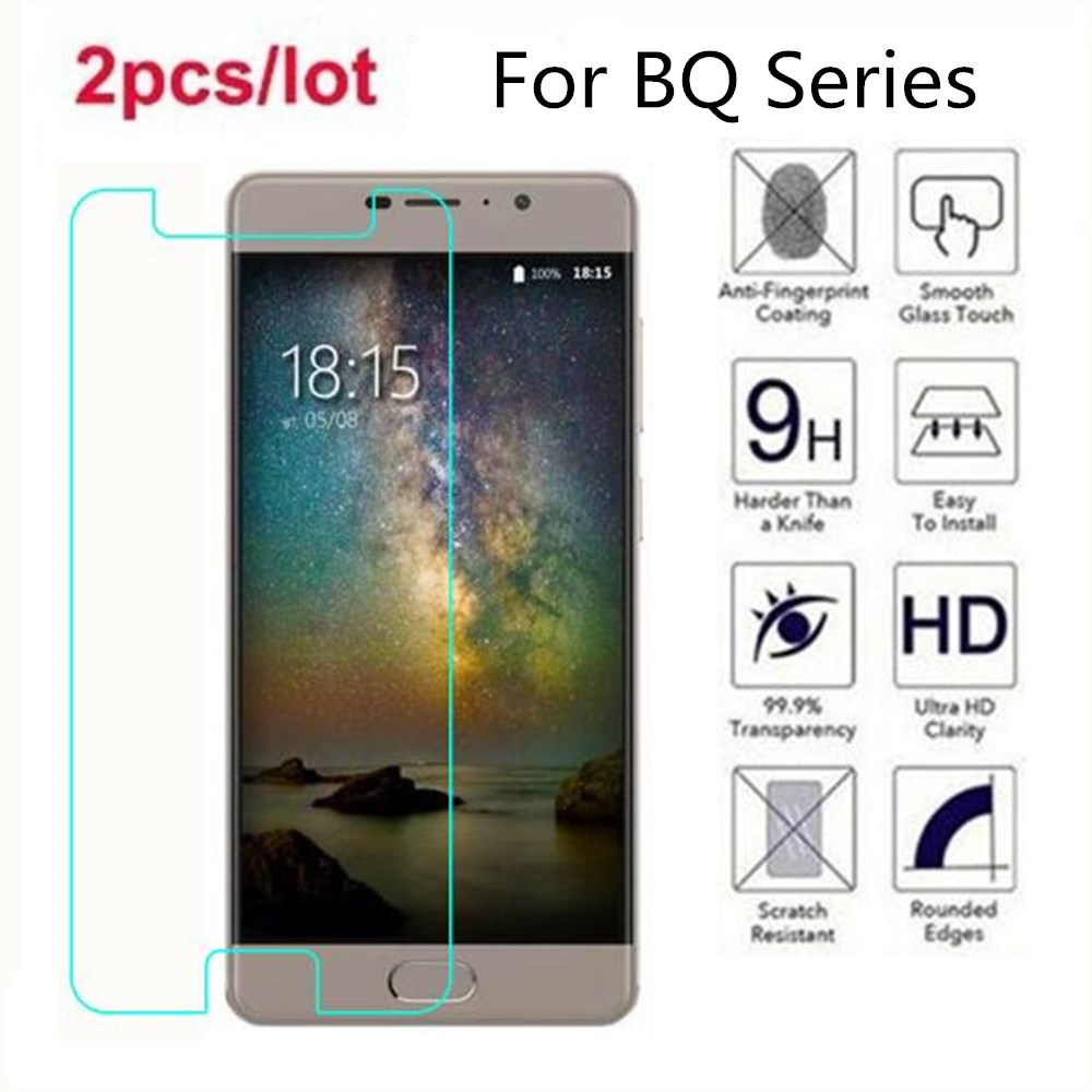 Tempered Glass For BQ BQ-5201 Space 2.5D Premium Screen Protector Film On For BQ BQ-5202 Space Lite Protective Film Glass
