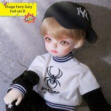 Shuga fada gary boneca bjd 1/6 corpo meninos meninas resina brinquedos bonito presente boneca moda