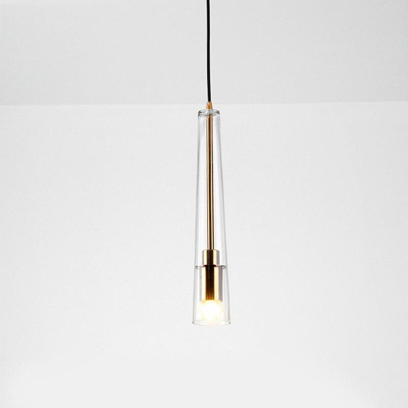 Deco Maison Industrial Lamp Glass Ball Bedroom  Living Room   Pendant Lights Hanging Ceiling Lamps Lustre Pendente