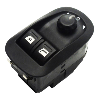 6554WA NEW Power Window Switch Electric Window Regulator Control Switch For Peugeot 206 CC 206 SW  206 Saloon Oe 6554WA smt 10g ps 24v e 2 5q oe the new magnetic switch