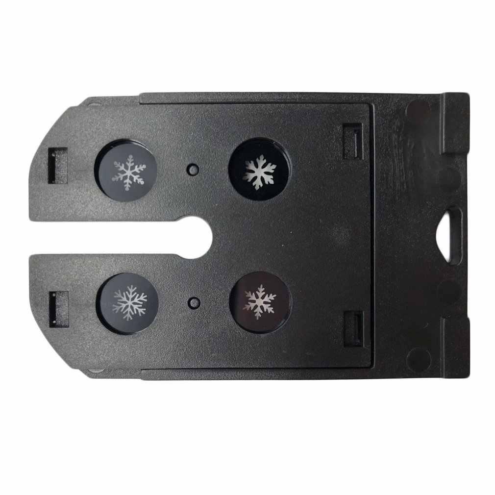 Veilleuse étoile lune Projection lampe étoile lumière projecteur LED carte 360 degrés rotatif intérieur décoré pour KTV bar anniversaire