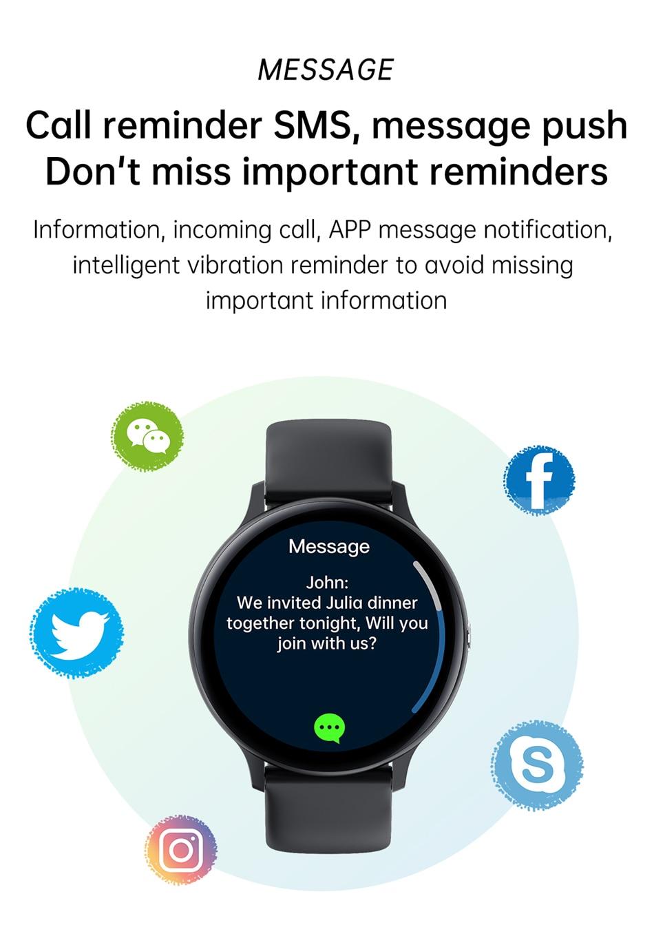 H5ff43c1a841f4e3086377295b1a9d220Y LIGE New Smart Bluetooth Call Watch Men Women Heart Rate Sports fitness tracker Bracelet Watch Man for Android IOS Xiaomi Huawei