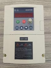 Inversor VFD K325 ZW S2 2T entrada monofásica de 110V/220V y para motor trifásico con Cable de 2M y Panel exterior zjw