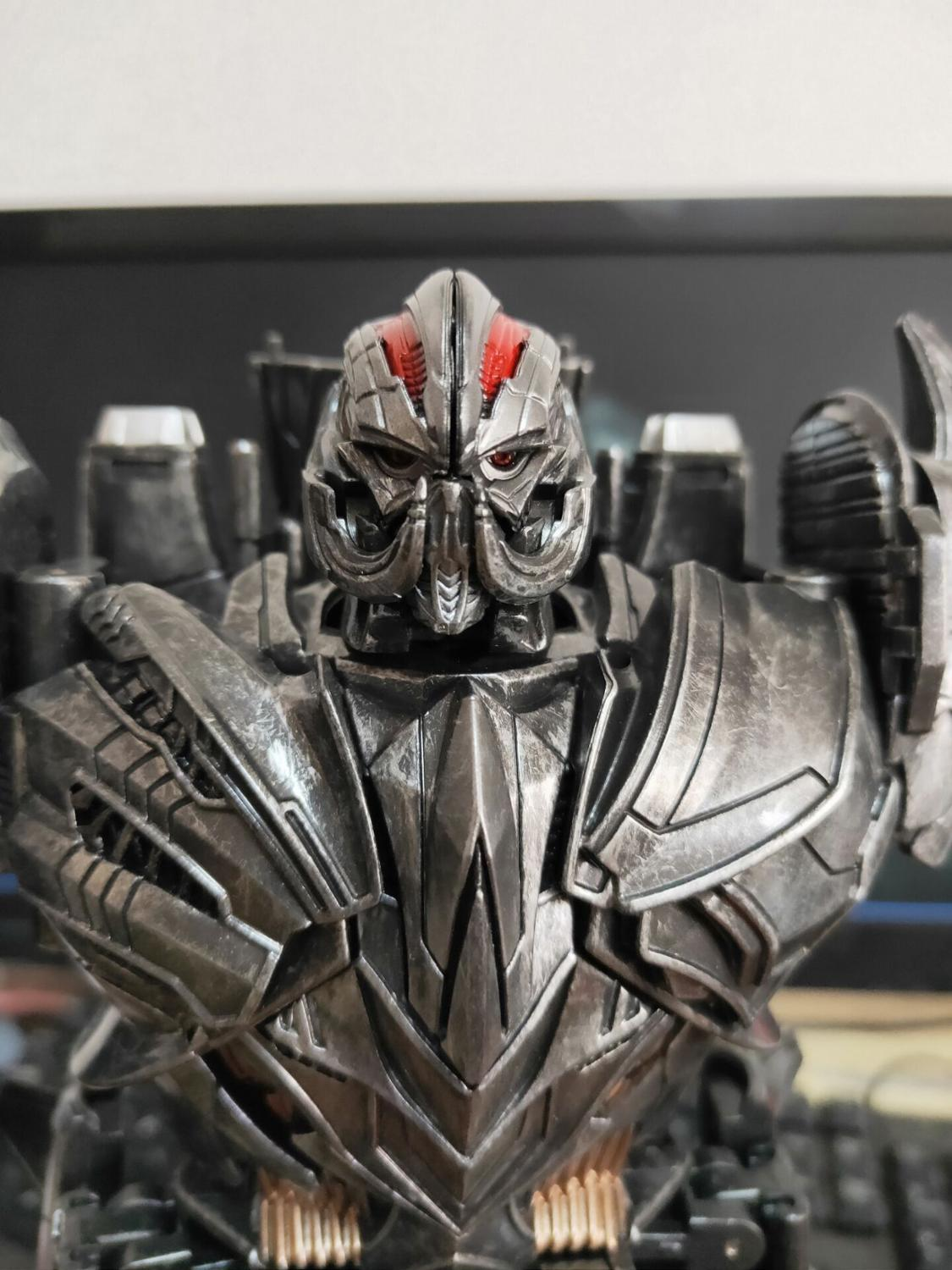 Transformers 32cm weijiang NE-01 mp36 mpp36 Mightron action figure toy hot sale