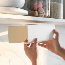 Case Paper-Holder Toilet Tissue-Box EY669 Storage-Organizer Wall-Mounted Kitchen Portable