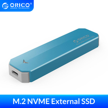 Orico M2 Nvme Externe Ssd Harde Schijf 1 Tb 128 Gb 256 Gb 512 Gb M.2 Nvme Mobiele Draagbare Ssd 1 Tb Externe Solid State Drive