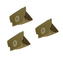 Aspirador de pó saco de filtro de papel sacos para volta aspirador de pó 208 elipse u1110 u1130 u1131 peças saco de aspirador de pó