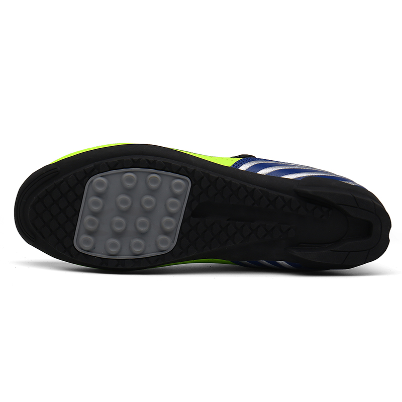Купить с кэшбэком HOT MTB Road bicycle men and women Ventilation shoes Suitable for Black red green mountain road universal Cycling shoes