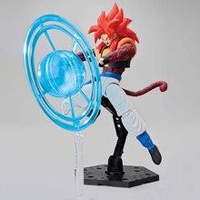 Tronzo Originele Bandai Monteren Figuur Dragon Ball GT Gogeta SSJ4 Beweegbare PVC Figuur Action Model Gogeta Building Kit Speelgoed Geschenken