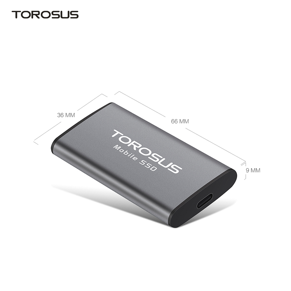 TOROSUS External SSD 1tb Portable SSD 120gb Hard Drive 250gb SSD 500gb External Solid State Drives Disk For Laptop