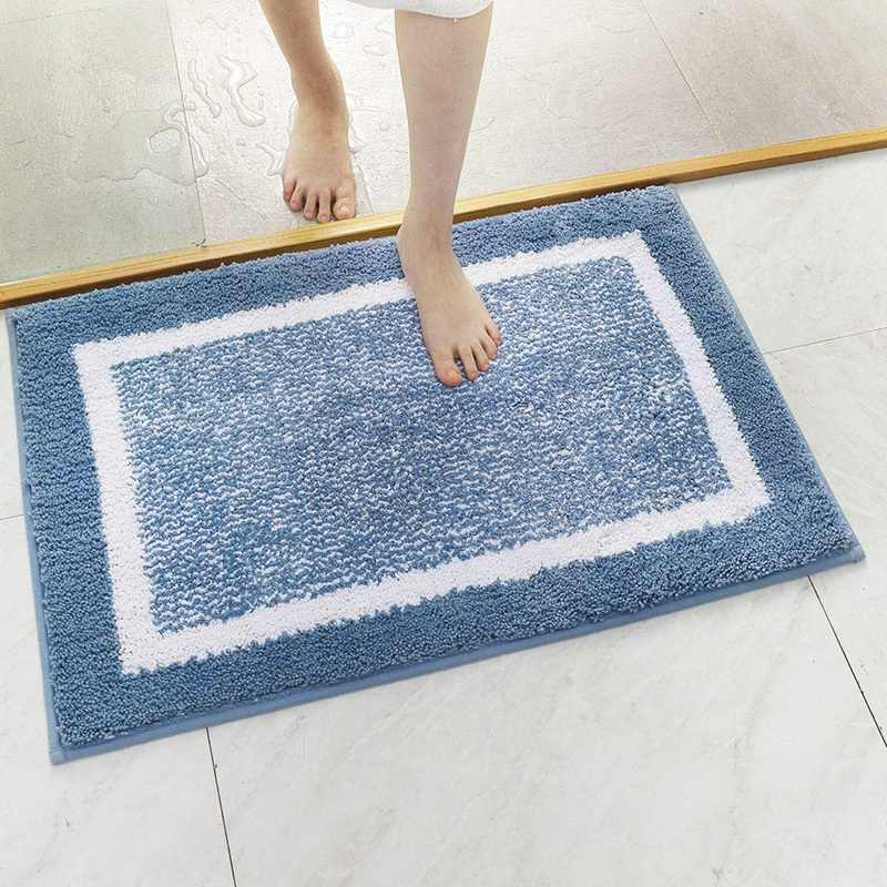 Ultra Soft And Water Absorbent Bath Rug