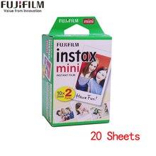 10-200 sheets Fujifilm instax mini 11 9 film white Edge 3 Inch wide film for Instant Camera mini 8 7s 25 50s 90 Photo paper