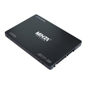 MIXZA SSD 1 ТБ 120GB 240GB 480GB 60GB SSD HDD 2,5 ''SSD SATA SATAIII 64GBgb 256gb 128gb Внутренний твердотельный накопитель для Lap 2