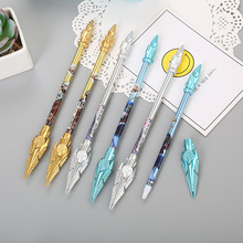 Creative 100 Birds Chao Feng Gun Neutral Pen Cartoon Learning Stationery Lovely Sign Student