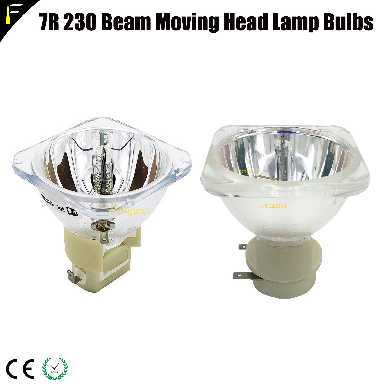 Moving Head Spot Light Assembly 7R 230 W OEM Computer Beam Light Source 230 Stage Mercury Beam Lamp DJ Disco Ceramics Light Bulb