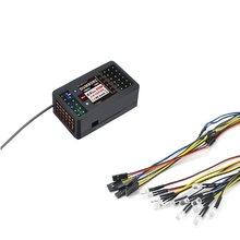 2.4Ghz 6CH X6DC alıcısı ile LED ışık için X4 X5 X6 verici RC araba/tekne