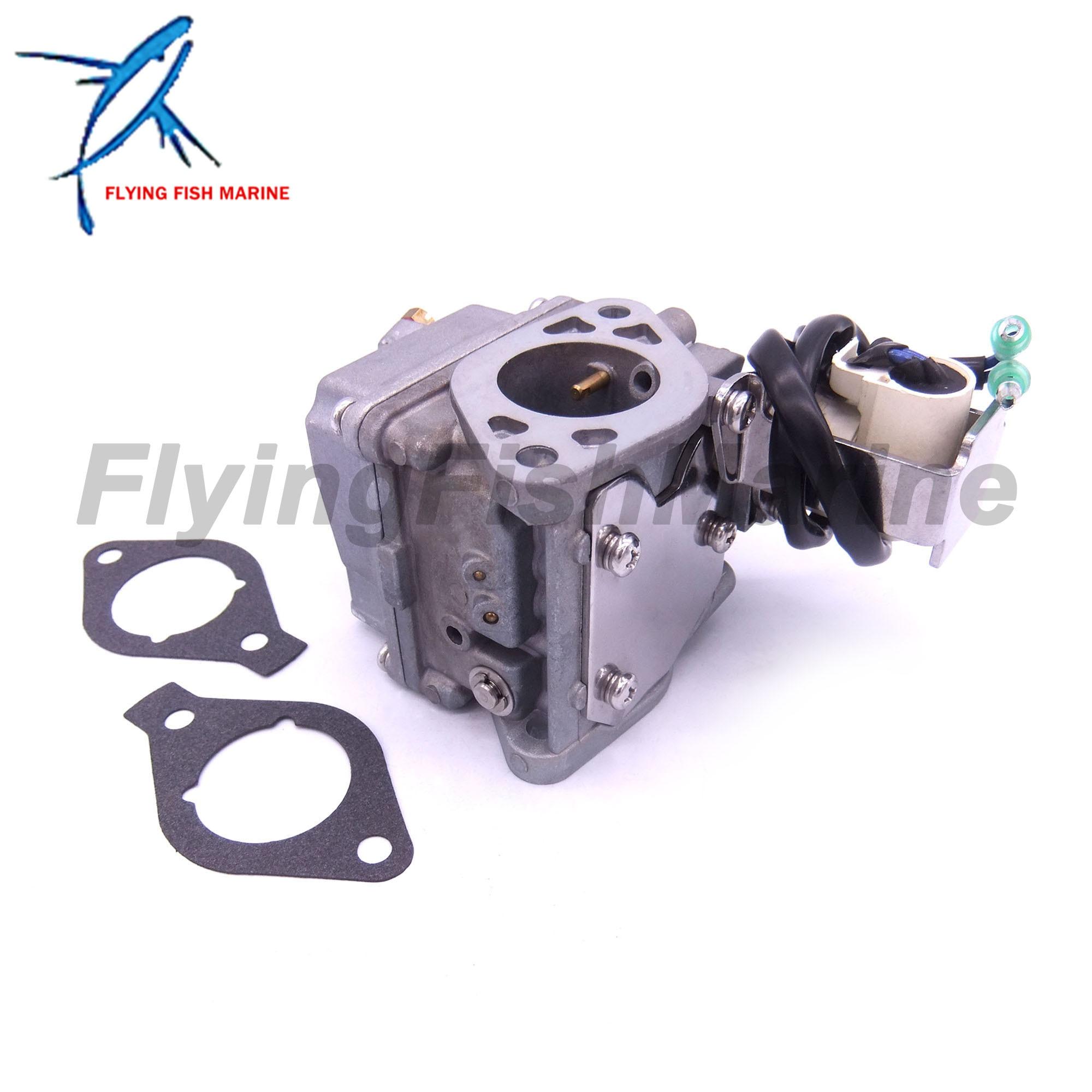 motor de popa 6ah 14301 00 6ah 14301 01 carburador assy 04