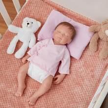 Avani Doll Full Body Solid Silicone Baby Dolls Lifelike Reborn Baby Dolls Realistic Newborn Baby Dolls