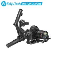 Feiyutech 3 axis ak4500 ручной шарнирный стабилизатор для камеры