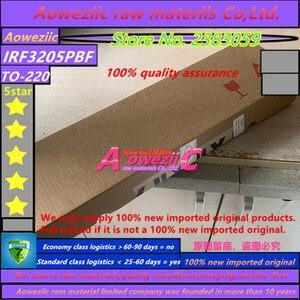 Image 5 - Aoweziic 2019 + (50 PCS) 100% חדש מיובא מקורי IRF3205 IRF3205PBF כדי 220 ממירים כגון 55V 110A 200W