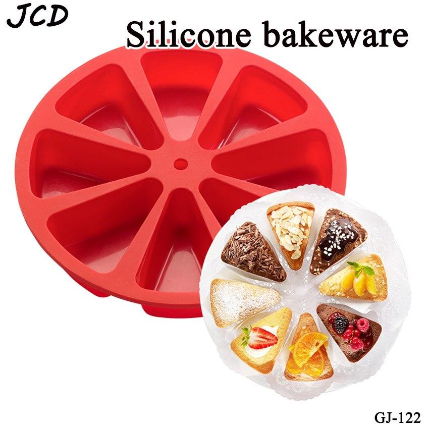 1PC Round Bread Mold Cake Pan Muffin Non Stick Bakeware Mold Baking Plastic QJ