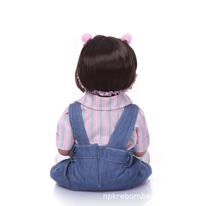 Strong Recommended Hot Sales Europe And America Full Rubber Doll Holiday Gift-Full Body Water High-End CHILDREN'S Toy