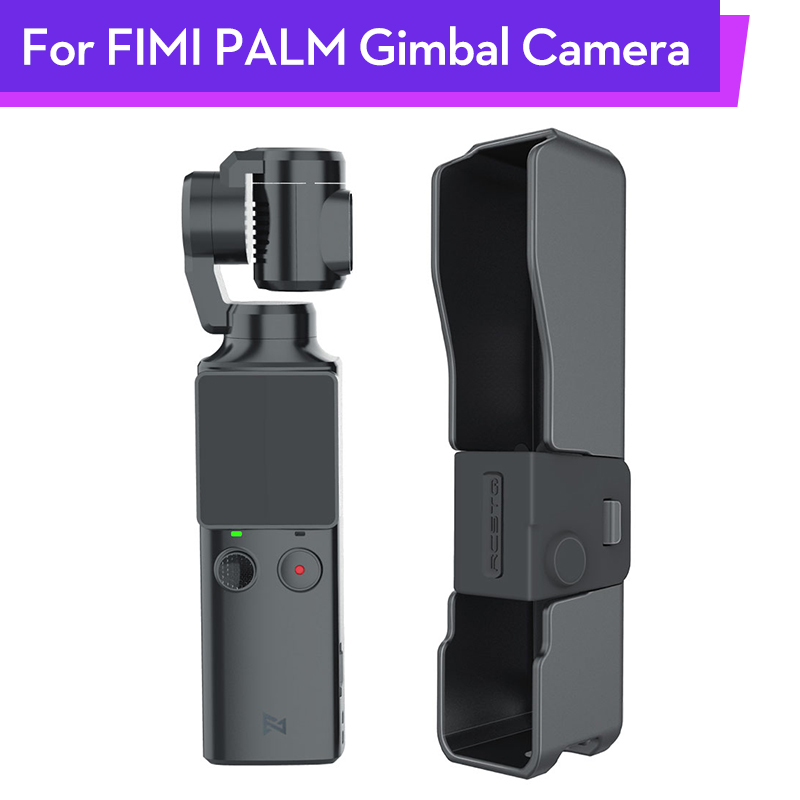 For Fimi Palm Case Portable Protective Bag Camera Protection Scratches Gimbal with Hand Strap Accessories