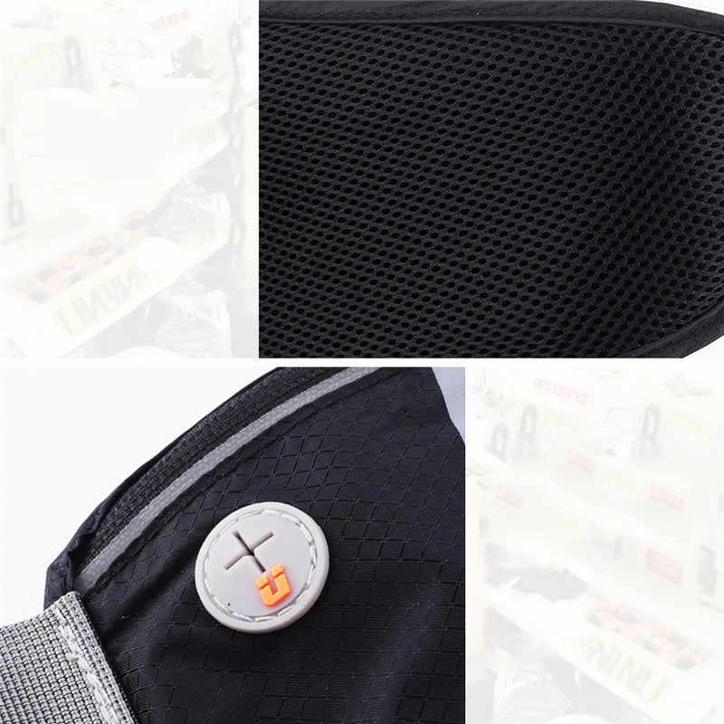 Unisex à prova dunisex água dos homens saco da cintura moda pacote de peito esportes ao ar livre crossbody saco de viagem casual masculino saco de cinto