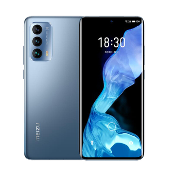 "2021 Original Meizu 18 5G Smart Phone Snapdragon 888 Octa Core 6.2"" Quad HD Screen 40W Fast Charger 8GB 128GB Cell Phone 2"
