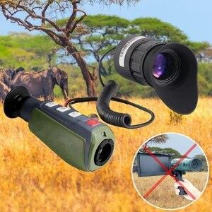 Image 4 - V770 0.39 Inch 800X600 Oled Displayer Lens 21Mm Eyepieces Camera Head Mountable Helmet Night Vision Dvr Cameras