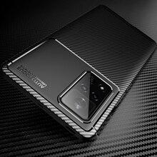 غلاف خلفي ممتص للصدمات من ألياف الكربون ، نحيف ، متوافق مع Honor View 40 ، 30 ، 20 Pro Plus ، 10 ، 9X Premium ، 10X Lite ، 10i ، 30i ، 9A ، 9C ، 9s