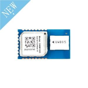 Image 4 - DWM1000 Posizione Modulo Ultra wideband Indoor Modulo di Posizionamento UWB per la Differenza del Sistema di Posizionamento A Basso Consumo energetico