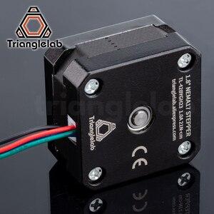 Image 3 - Trianglelab titan Moteur pas à pas 4 plomb Nema 17 22mm 42 moteur 3D imprimante extrudeuse pour J tête bowden reprap mk8