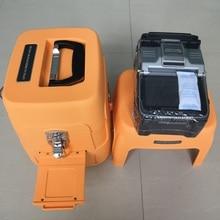 Сигнальный пожарный AI-7C FTTH оптоволоконный сварочный аппарат для сращивания Волоконно-оптический сварочный аппарат обновлен от Signalfire AI-7