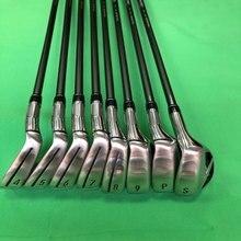 S max clubes de golfe conjunto completo driver + fairway madeira + ferros r/sr/s flex eixo com headcover
