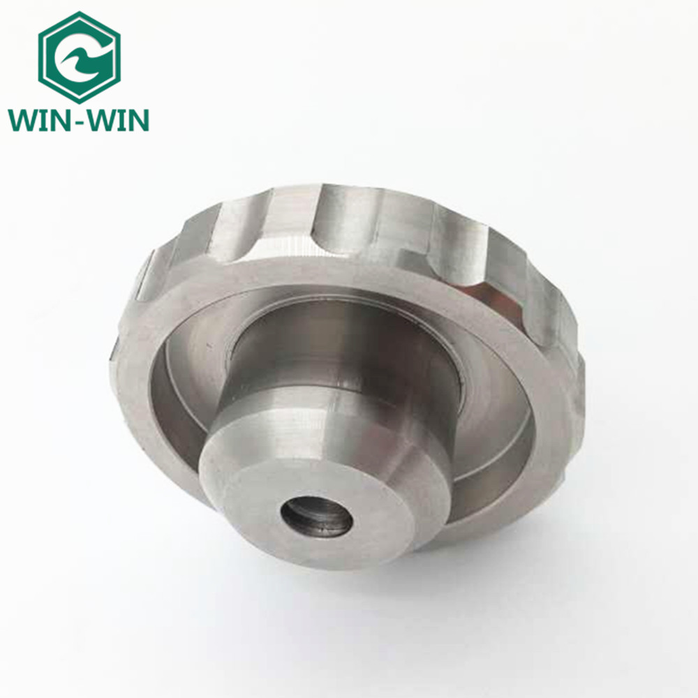 Waterjet Cutting Head Spare Parts Mixing Chamber Nut 711589-1 Waterjet Spare Parts
