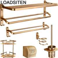 Repisas Lazienka Hair Dryer Meuble Rack Prateleira Hairdryer Holder Salle De Bain Banheiro Shelves Shower Bathroom Wall Shelf
