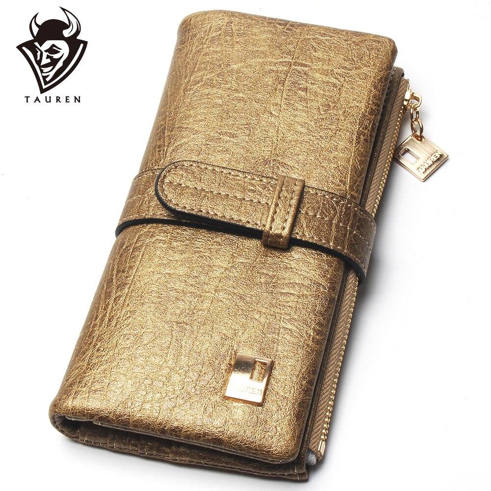 2020 New Style Women Wallets Light Color Pu Leather Zipper Wallet Women