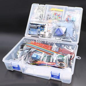 Image 1 - Met Doos Rfid Starter Kit Voor Arduino Uno R3 Verbeterde Versie Learning Suite Groothandel Gratis Verzending 1 Set